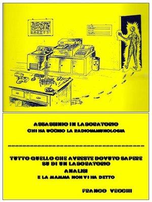 cover image of Assassinio in laboratorio