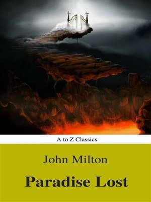 cover image of Paradise Lost (A to Z Classics)