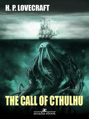 cover image of The Call of Cthulhu and Other Stories