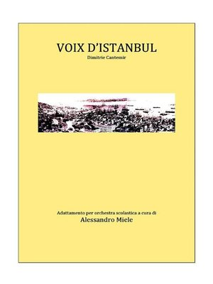cover image of Voix d'Istanbul