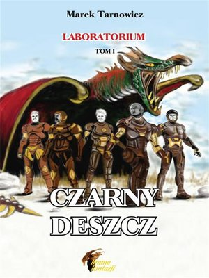 cover image of Czarny deszcz