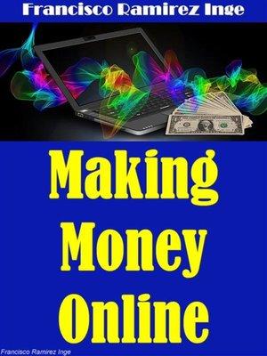 cover image of Making Money Online--Let's Get Started