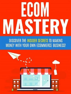 cover image of Ecom Mastery