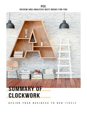 cover image of Summary of Clockwork