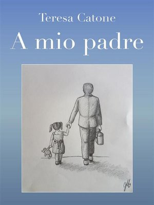 cover image of A mio padre