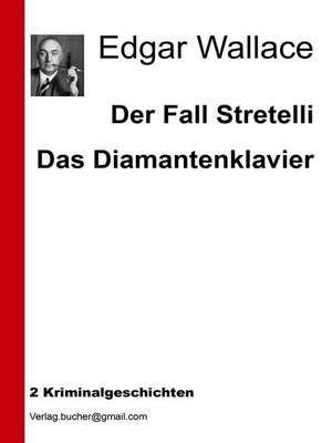 cover image of Der Fall Stretelli