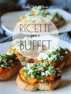 cover image of Ricette per i BUFFET