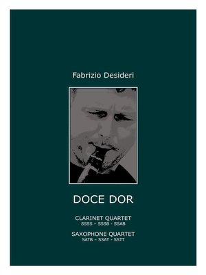 cover image of Doce Dor