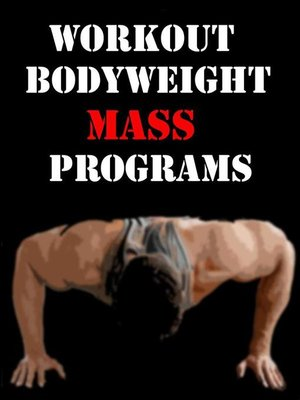 cover image of Workout Bodyweight Mass Programs