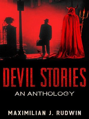 cover image of Devil Stories--An Anthology
