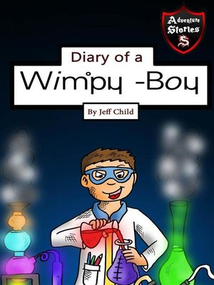 cover image of Diary of a Wimpy Boy