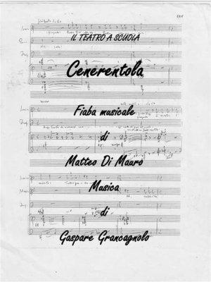cover image of Cenerentola--Fiaba musicale