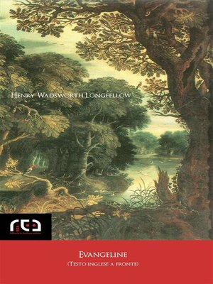cover image of Evangeline (testo inglese a fronte)