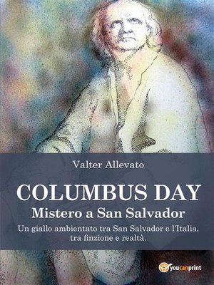 cover image of Columbus Day--Mistero a San Salvador