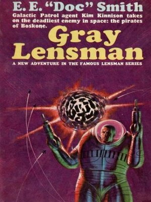 cover image of Gray Lensman