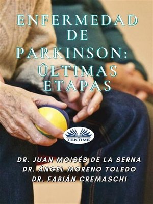cover image of Enfermedad De Parkinson--Últimas Etapas