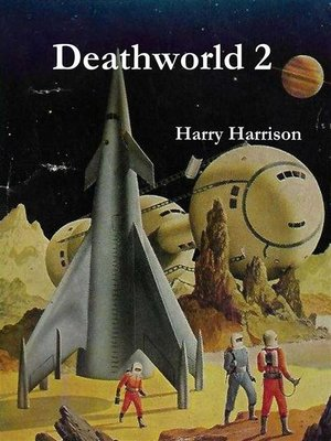 cover image of Deathworld 2