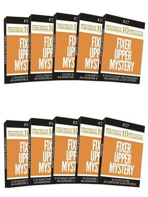cover image of Perfect 10 Fixer Upper Mystery Plots #37 Complete Collection