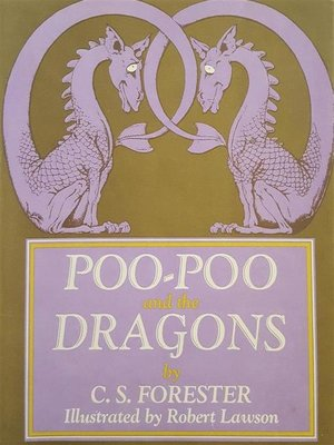 cover image of Poo-Poo and the Dragons