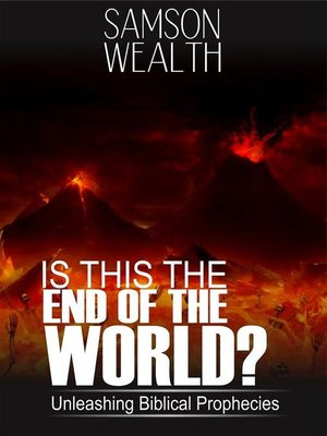 cover image of Is this the end of the world