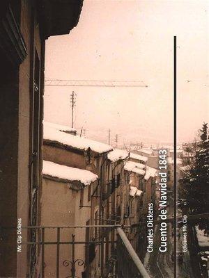 cover image of Cuento de navidad 1843