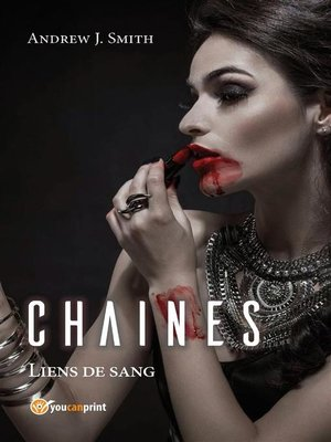 cover image of Chaines--Liens de Sang
