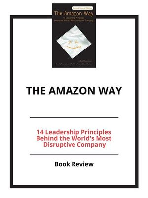 cover image of The Amazon Way