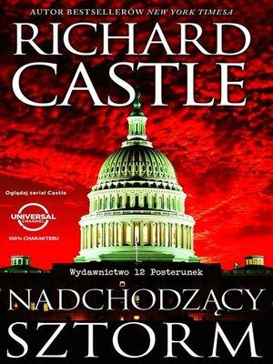 cover image of Nadchodzący sztorm