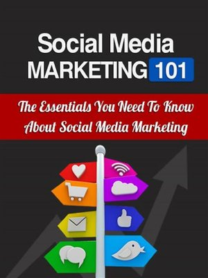cover image of Social Media Marketing 101