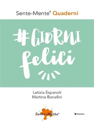 cover image of #giornifelici