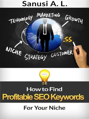 cover image of How to Find Profitable SEO Keywords for Your Niche