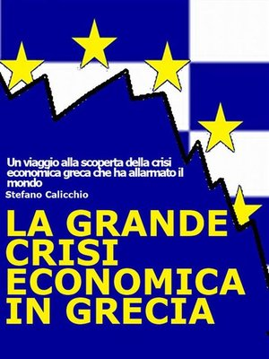 cover image of La grande crisi economica in Grecia
