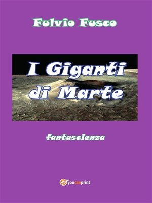 cover image of I Giganti di Marte
