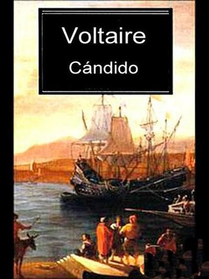 cover image of Cándido o El optimismo