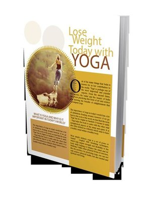 cover image of New Lose Weight Today With Yoga