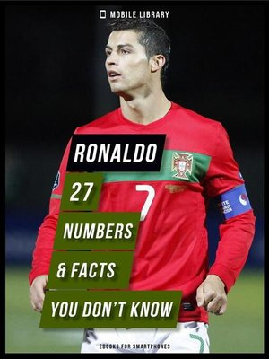 cover image of Ronaldo--27 Numbers & Facts You Don't Know