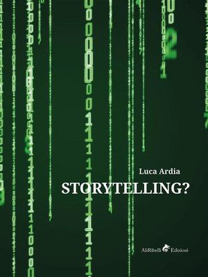 cover image of Storytelling?