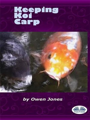cover image of Keeping Koi Carp