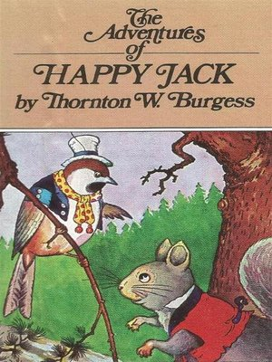 cover image of The Adventures of Happy Jack