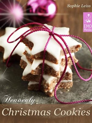 cover image of Heavenly Christmas Cookies