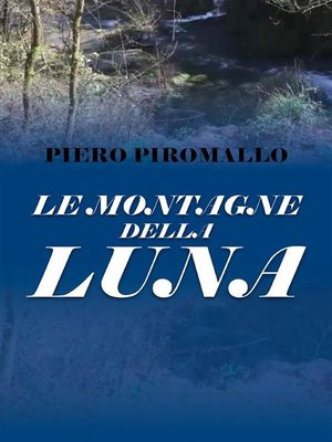 cover image of Le montagne della luna
