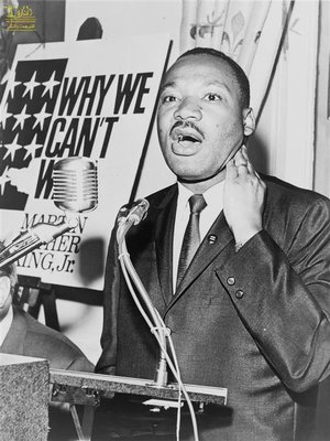 cover image of The Martin Luther King