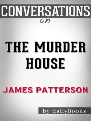 cover image of The Murder House--By James Patterson