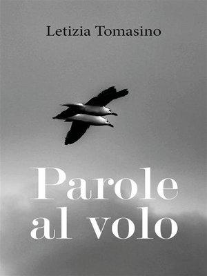 cover image of Parole al volo
