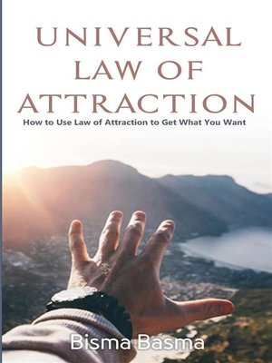 cover image of Universal Law of Attraction