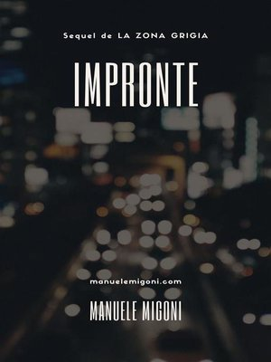 cover image of Impronte
