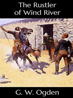 cover image of The Rustler of Wind River