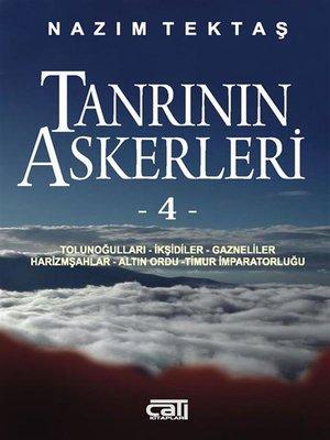 cover image of Tanrının Askerleri 4