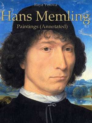 cover image of Hans Memling--Paintings (Annotated)