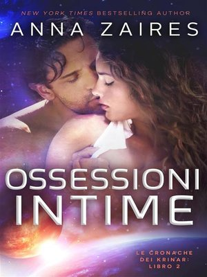 cover image of Ossessioni Intime